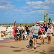 Kustburgemeesters over terrassen: 'Hopelijk geen 20 graden op 1 mei, want dan zitten we met probleem'