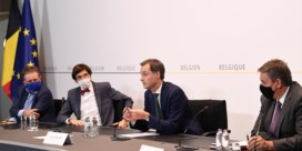 Wat ligt er op tafel op het Overlegcomité?