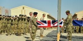 Na VS trekt ook Verenigd Koninkrijk troepen terug uit Afghanistan
