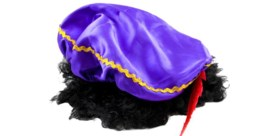 Geen comeback voor Zwarte Piet