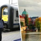 Straks misschien slapend van Gent naar Praag