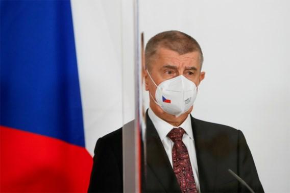 Tsjechische regering dreigt uiteen te vallen