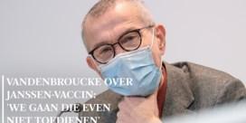 Uitstel voor Janssen-vaccin maakt thuisvaccinatie moeilijker