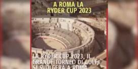 Promotievideo stad Rome vergist zich ' van Colosseum