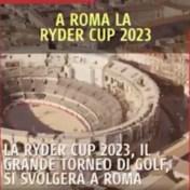 Promotievideo stad Rome vergist zich … van Colosseum