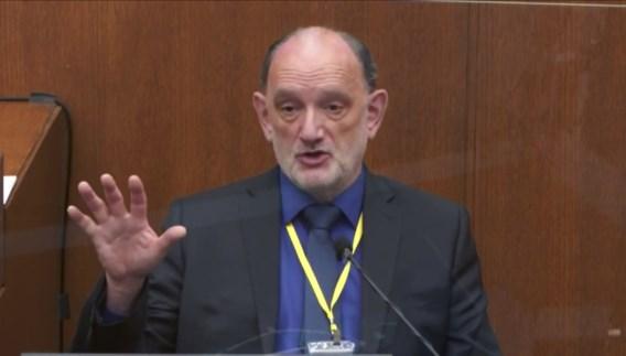 Proces George Floyd: expert die aangeklaagd is voor oordeel in andere zaak, trekt doodsoorzaak in twijfel