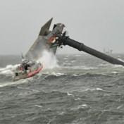 Dode en twaalf vermisten nadat schip kapseist voor kust Louisiana