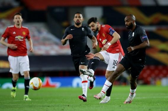 Manchester United-AS Roma en Villareal-Arsenal worden halve finales Europa League