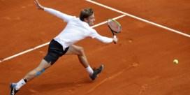 Goffin pakt scalp van Zverev en speelt in kwartfinale tegen Djokovic-killer Evans
