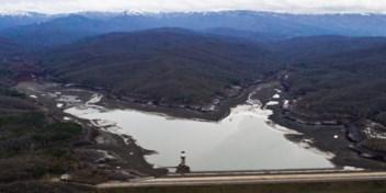 Op de Krim vrezen ze de droogte meer dan oorlog