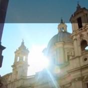 Promotievideo stad Rome vergist zich van Colosseum