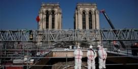 Kijk binnen in de Notre-Dame, twee jaar na de brand