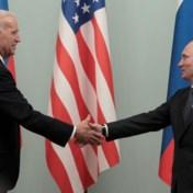 Biden na strenge sancties: 'VS willen geen escalatie van spanningen met Rusland'