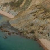 'Grootste instorting van klif in 60 jaar tijd' in Verenigd Koninkrijk