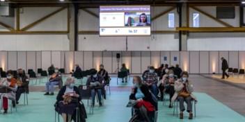 In Brussel kiezen voor vaccintype 'enkel mogelijk via telefooncentrale'