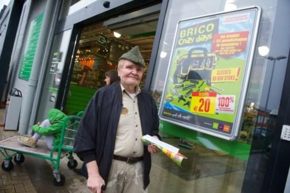 'Nachtmerrie van de winkelketens' is niet meer: 'Bonnenman' overleden op 73-jarige leeftijd