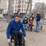 Verborgen camera toont hoe atleten met een beperking worden nagestaard in Brussel