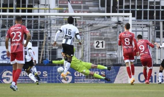 Charleroi verliest ook laatste match van het seizoen, einde in zicht voor Belhocine