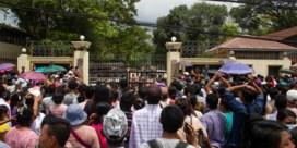 Militair regime in Myanmar laat duizenden gevangenen vrij