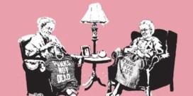 Grannies, Banksy, 2006
