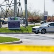 Schutter in Indianapolis was oud-werknemer van FedEx, motief nog niet gekend