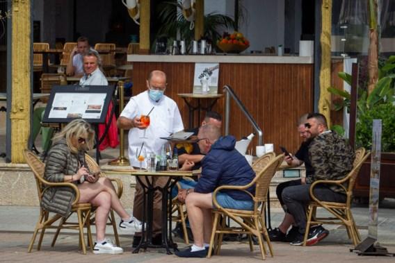 Duitsers reizen naar Mallorca terwijl de cijfers in eigen land stijgen