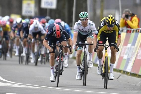 Wout van Aert wint nipt Amstel Gold Race 2021: finishfoto bood uitsluitsel