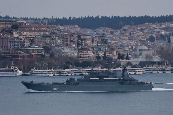 Conflict Oekraïne: 'Britten sturen twee oorlogsschepen naar de Zwarte Zee'