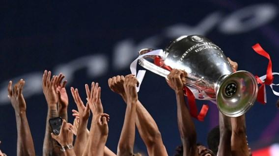 Uefa: 'Geen EK of WK voor spelers die meedoen aan Super League'