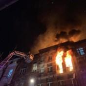 Woningbrand Anderlecht breidt uit naar papierloods tussen verschillende woningen