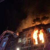 Zware woningbrand Anderlecht geblust: dertig gewonden, één overlijden