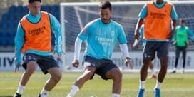 Een stapje terug in het herstel? Eden Hazard mist groepstraining bij Real Madrid