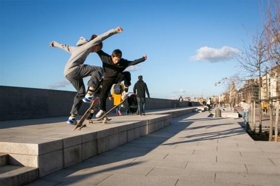 Skatestoppers remmen boarders niet af