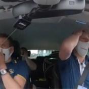 Zo beleefden Van Aert en Jumbo-Visma spannende ontknoping van Amstel Gold Race