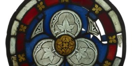 Van Eyck deed het glas glanzen