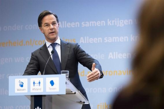 Nederland heropent terrassen op 28 april