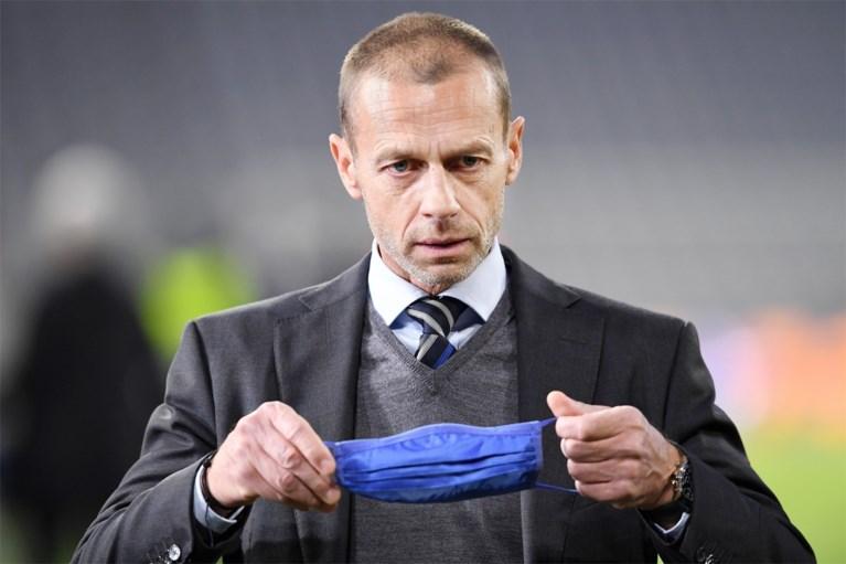 Super League-baas Florentino Perez lacht Uefa-dreigementen weg