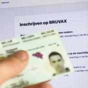 Al 6.000 inschrijvingen op wachtlijst Brussels platform Bruvax