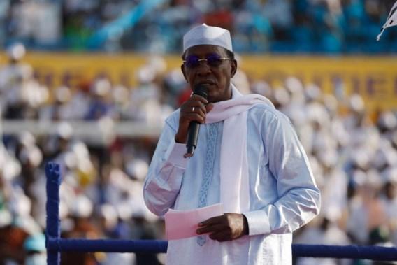 President van Tsjaad overleden door oorlogsverwondingen, één dag na herverkiezing