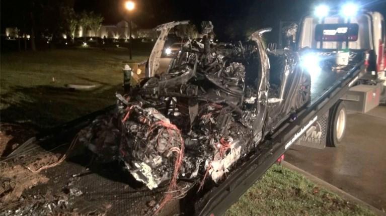 Elon Musk: 'Automatische piloot stond niet aan tijdens dodelijk ongeval'