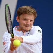 David Goffin in spaarmodus naar derde ronde in Barcelona