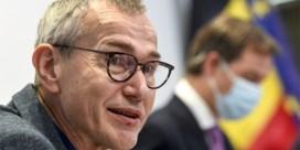 Vandenbroucke: 'Publiek onderschat soms onder welke hoogspanning onze ziekenhuizen moeten werken'