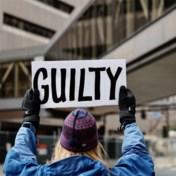 Ex-agent Chauvin over de hele lijn schuldig aan dood van George Floyd