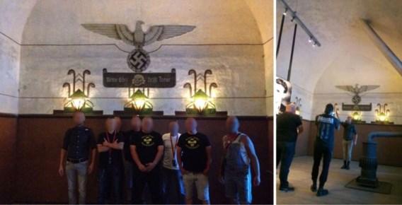 Openbaar Ministerie vraagt zes maanden cel voor man die nazigroet bracht in Fort van Breendonk