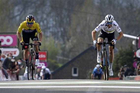 Alaphilippe wint Waalse Pijl voor derde keer