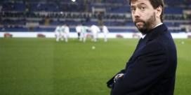 Bezieler Andrea Agnelli trekt de stekker uit de Super League: 'Zo kan het niet doorgaan'