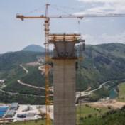 De Montenegrijnse snelweg die een molensteen werd