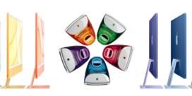 Apple kleurt zoals in 1999