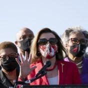 Nancy Pelosi onder vuur na speech over George Floyd: 'Bedankt om je op te offeren'