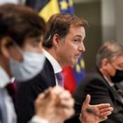 Allen tegen één: federale regering zet zich schrap in aanloop naar Overlegcomité